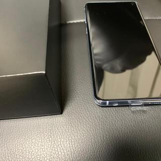 Galaxy - au galaxy s10 SCV41 blue simフリー 新品未使用品
