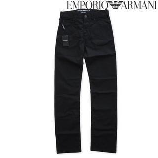 Emporio Armani - 新品タグ付き EMPORIO ARMANI ブラックデニム ストレッチ W30