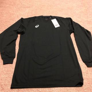 アシックス(asics)の土日SALE‼️新品アシックスバレー長袖Tシャツ練習着(Tシャツ/カットソー(七分/長袖))