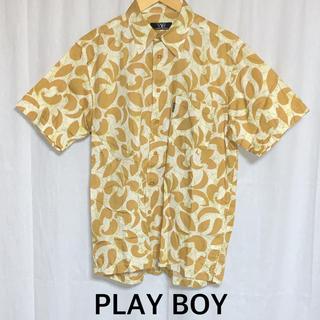 プレイボーイ(PLAYBOY)のPLAY BOY アロハ風シャツ (シャツ)