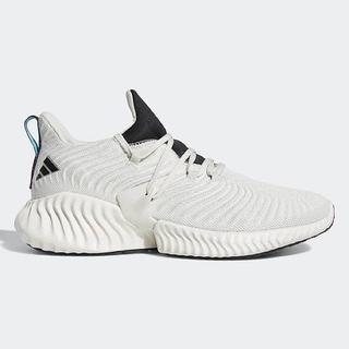アディダス(adidas)の新品✨アディダス アルファバウンス インスティンクト 27㎝ 白 黒 ホワイト(スニーカー)
