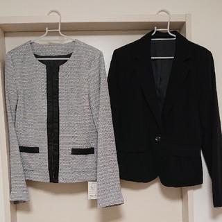 ニッセン(ニッセン)のりさぱーる様専用   未使用セレモニースーツ3点セット高身長11TTトールサイズ(スーツ)