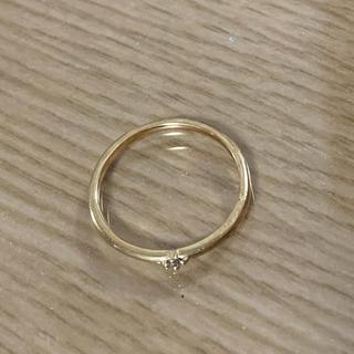 エテ(ete)のK10リング ete(リング(指輪))