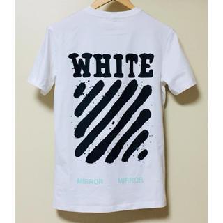 OFF-WHITE - 今日だけ最大値下げしました off-white Tシャツ