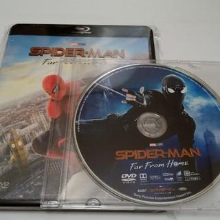 MARVEL - スパイダーマン ファーフロムホーム DVDディスク 新品未使用