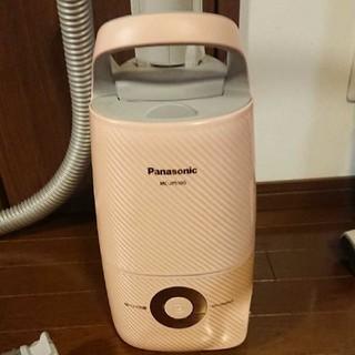 Panasonic - パナソニック紙パック式掃除機 MC-JP510G-P