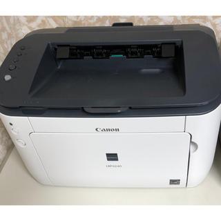 Canon - ほぼ新品Canon 両面 Wi-Fi モノクロレーザープリンター LBP6240