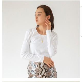 シールームリン(SeaRoomlynn)のsearoomlynn オールドコットロングTシャツ(Tシャツ(長袖/七分))