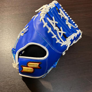 エスエスケイ(SSK)のグローブ ファーストミット SSK エスエスケー 硬式用 野球 草野球 タグ付き(グローブ)