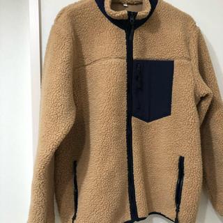 男性用 ボアジャケット(ステンカラーコート)