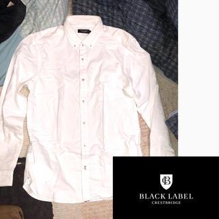 ブラックレーベルクレストブリッジ(BLACK LABEL CRESTBRIDGE)のクレストブリッジ シャツ 長袖 価格交渉OK(シャツ)