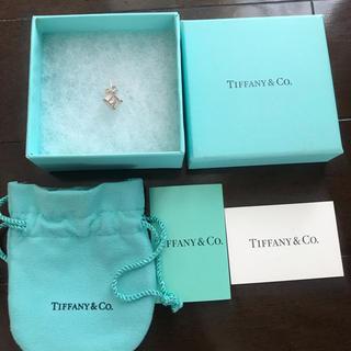 Tiffany & Co. - Tiffany ティファニー アトラス キューブ ピアス 片耳