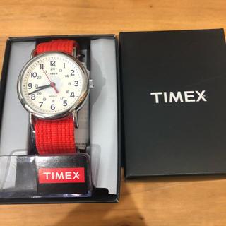 タイメックス(TIMEX)のtimex earth コラボ腕時計(腕時計)