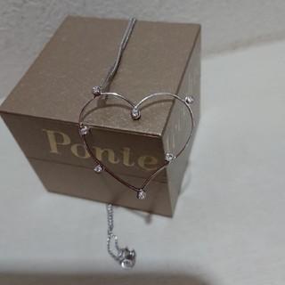 PonteVecchio - ポンテヴェキオ K18 ダイヤモンド ネックレス