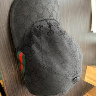 Gucci - Gucci キャップ Lサイズ