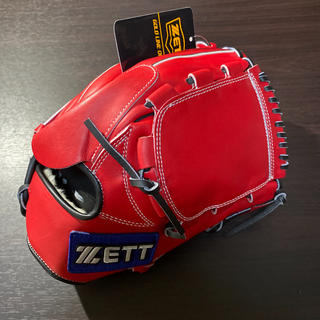 ZETT - グローブ 硬式 ピッチャー 投手 ゼット ZETT 野球 草野球 新品未使用