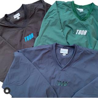 シュプリーム(Supreme)のTBOB Microfiber Windshirt(ナイロンジャケット)