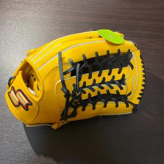 エスエスケイ(SSK)のグローブ 外野 硬式 一般用 SSK エスエスケー 草野球 野球 新品未使用(グローブ)