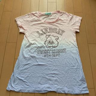 ナルミヤ インターナショナル(NARUMIYA INTERNATIONAL)のナルミヤ Tシャツ 160 女の子(Tシャツ/カットソー)