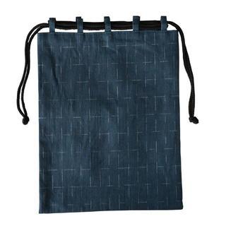 新品送料込み 男性用 信玄袋 巾着 小物入れ きんちゃく SBM019(その他)