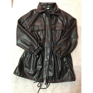 H&M - H&M オーバーシルエットジャケット