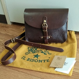 イルビゾンテ(IL BISONTE)のイルビゾンテ ショルダーバッグ(ショルダーバッグ)