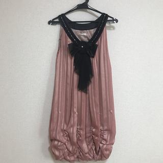 アクシーズファム(axes femme)の春色  ワンピースドレス(その他ドレス)