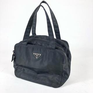 PRADA - PRADA プラダ ハンドバッグ ポーチ ブラック 黒
