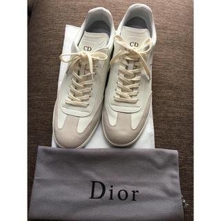 クリスチャンディオール(Christian Dior)のDIOR HOMME スポーツシューズ(ドレス/ビジネス)
