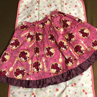 シャーリーテンプル(Shirley Temple)の未使用  Shirley Temple  スカート  130(スカート)