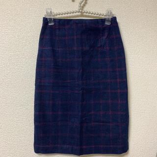 Stola. - ストラ♡チェックタイトスカート
