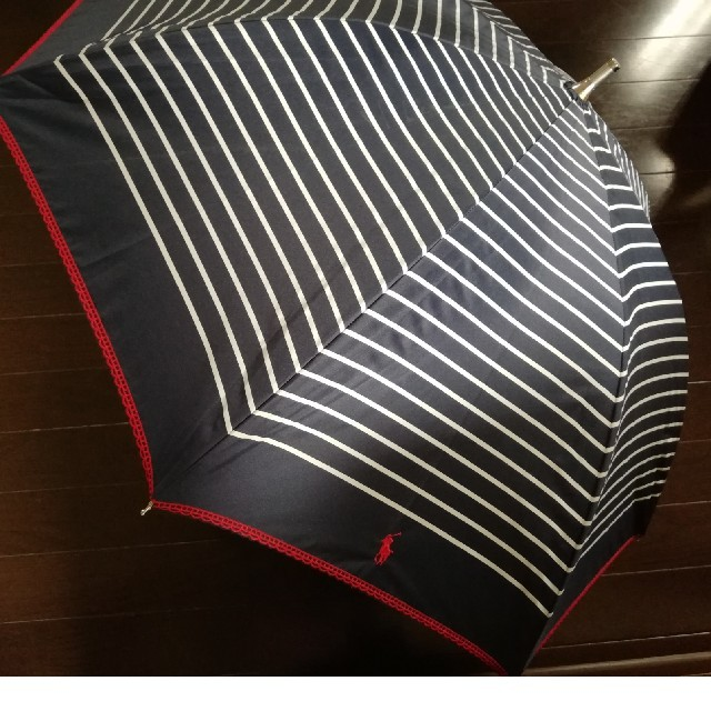 POLO RALPH LAUREN(ポロラルフローレン)の大人気商品♪ ポロラルフローレン 晴雨兼用 日傘 レディースのファッション小物(傘)の商品写真