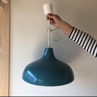 イデー(IDEE)のidee KULU LAMP クルランプ ペンダントライト 照明(天井照明)