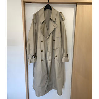 SUNSEA - stein 20ss Lay Oversized Trench Coat