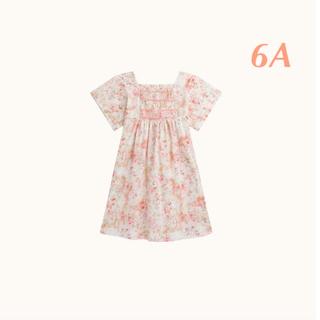 Bonpoint - ボンポワン 20SS   ドレス PAYSANNE1 6A