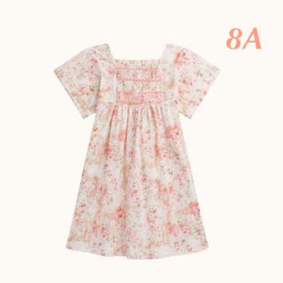 Bonpoint -  ボンポワン 20SS   ドレス PAYSANNE1 8A