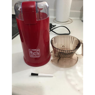 CARITA - メリタ コーヒーミル セット