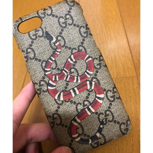 Gucci - GUCCI iPhone8 ケース�通販
