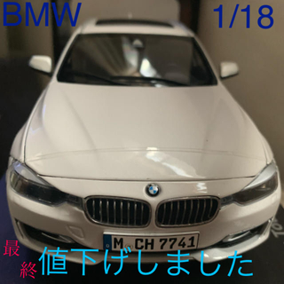BMW - BMW3 Series Touring 1/18 PARAGON MODELS