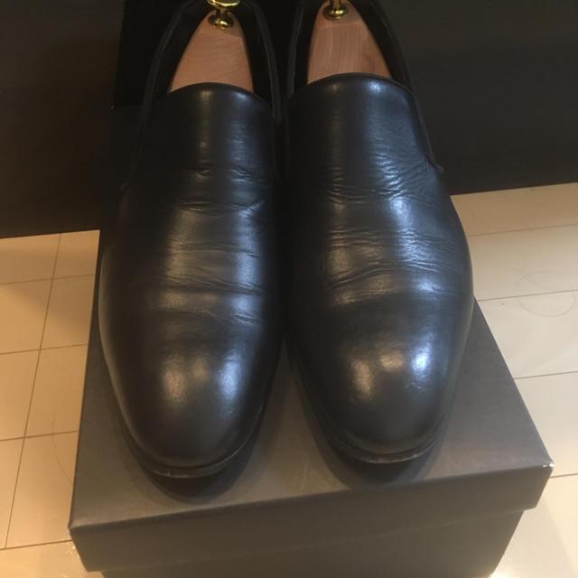 5351 POUR LES HOMMES(ゴーサンゴーイチプールオム)の5351 ドレスシューズ、スリッポン メンズの靴/シューズ(スリッポン/モカシン)の商品写真