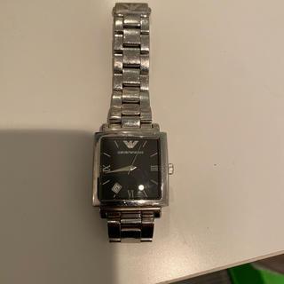 エンポリオアルマーニ(Emporio Armani)のエンポリオアルマーニ 時計 中古(腕時計(アナログ))