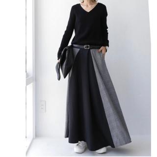 antiqua - antiqua★ コーデを惹き立てるデザイン、チェックデザインスカート