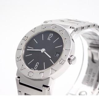 BVLGARI - 【BVLGARI】ブルガリ腕時計 'ブルガリブルガリBB26SS' ☆美品☆