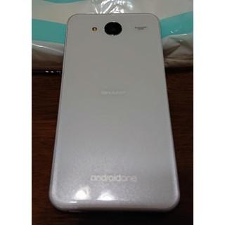 SHARP - スマホ 本体 507SH Android One ワイモバイル