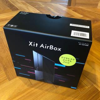 Xit airbox ワイヤレステレビチューナー どこでもテレビ