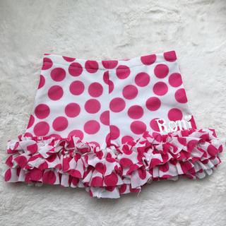 RONI - ショートパンツ 水玉 ピンク 110 子供服