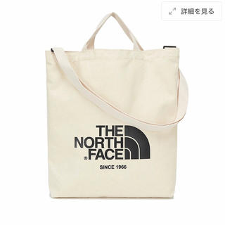 THE NORTH FACE - ノースフェイス ホワイトレーベル 2wayトートバッグ