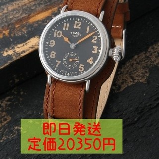 タイメックス(TIMEX)の【即日発送】timex ミジェット ブラック 男女兼用 新品未使用 腕時計(腕時計(アナログ))