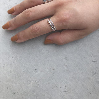 TODAYFUL - role ring silver925