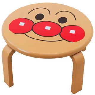 アンパンマン - アンパンマン 顔チェアー 子供椅子 丸椅子 子供用 やなせたかし 新品